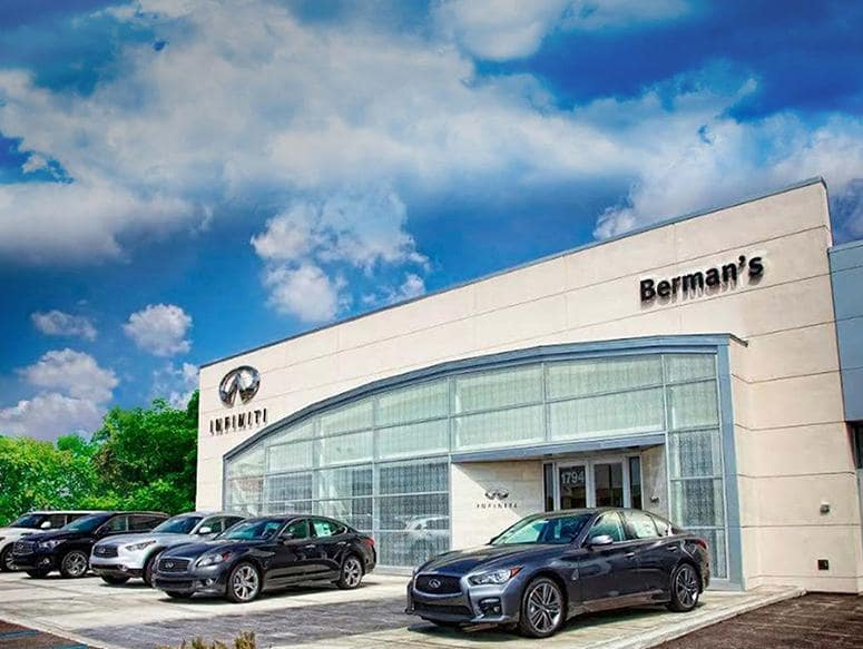 Welcome to Berman INFINITI of Merrillville