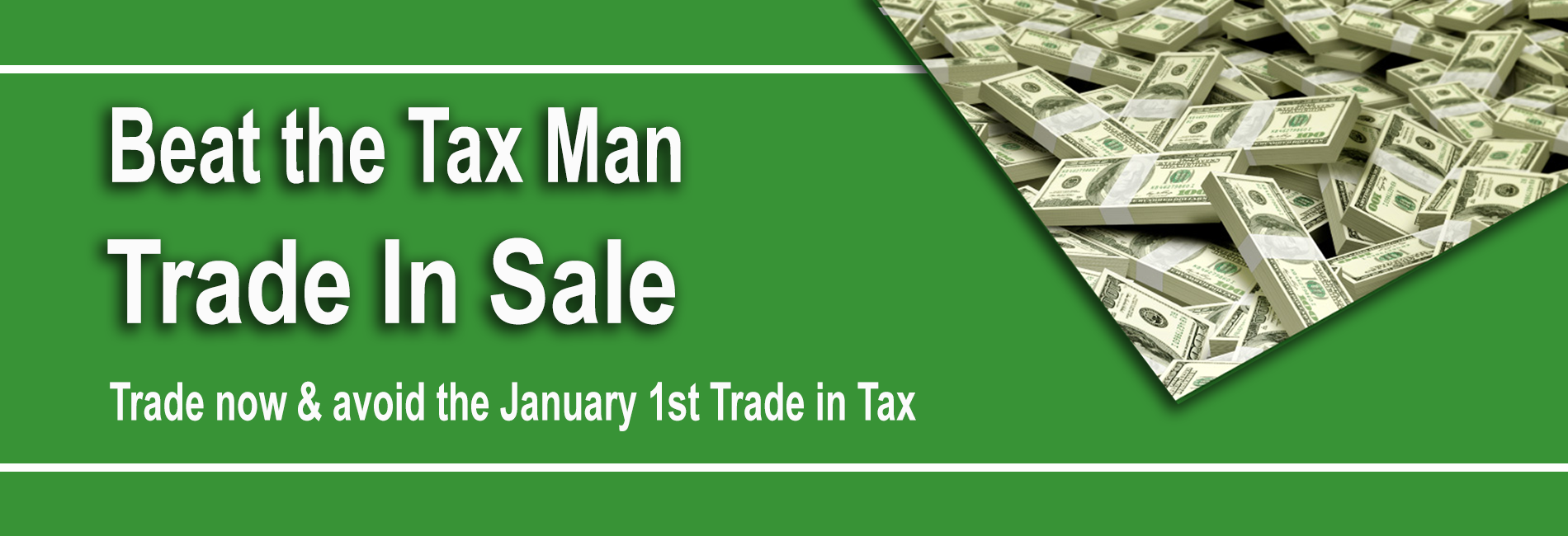 Beat the Tax Man Trade in Sale at Berman INFINITI of Merrillville