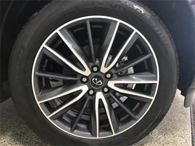 2020 INFINITI QX60 - Tires