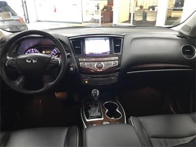2020 INFINITI QX60 - Interior Center Console