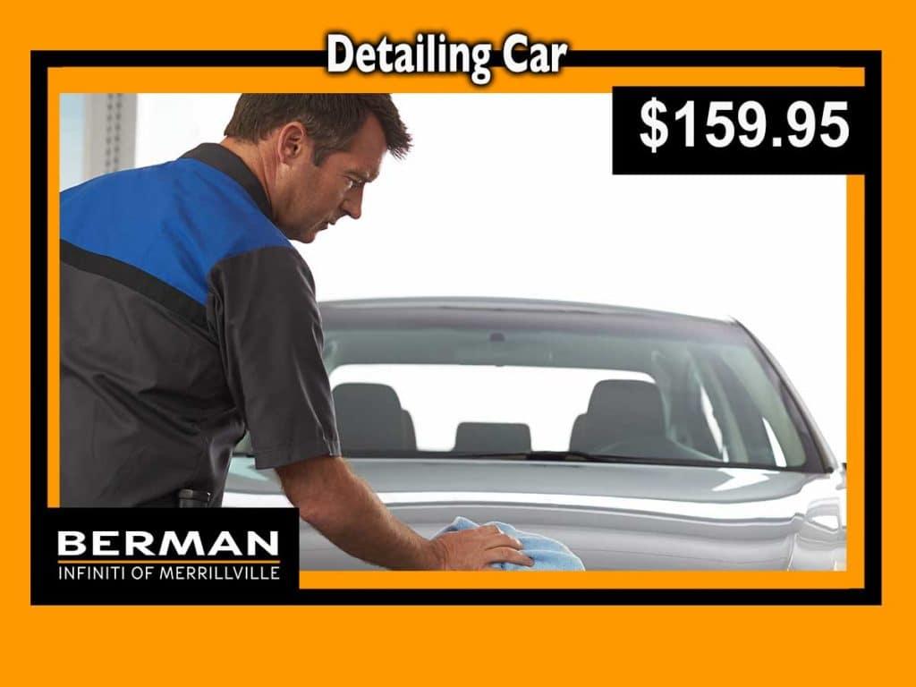 detailing car special