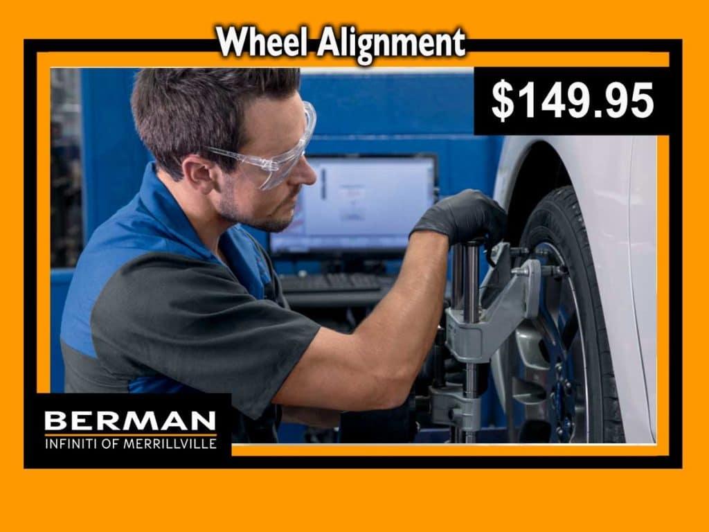 wheel aligment special
