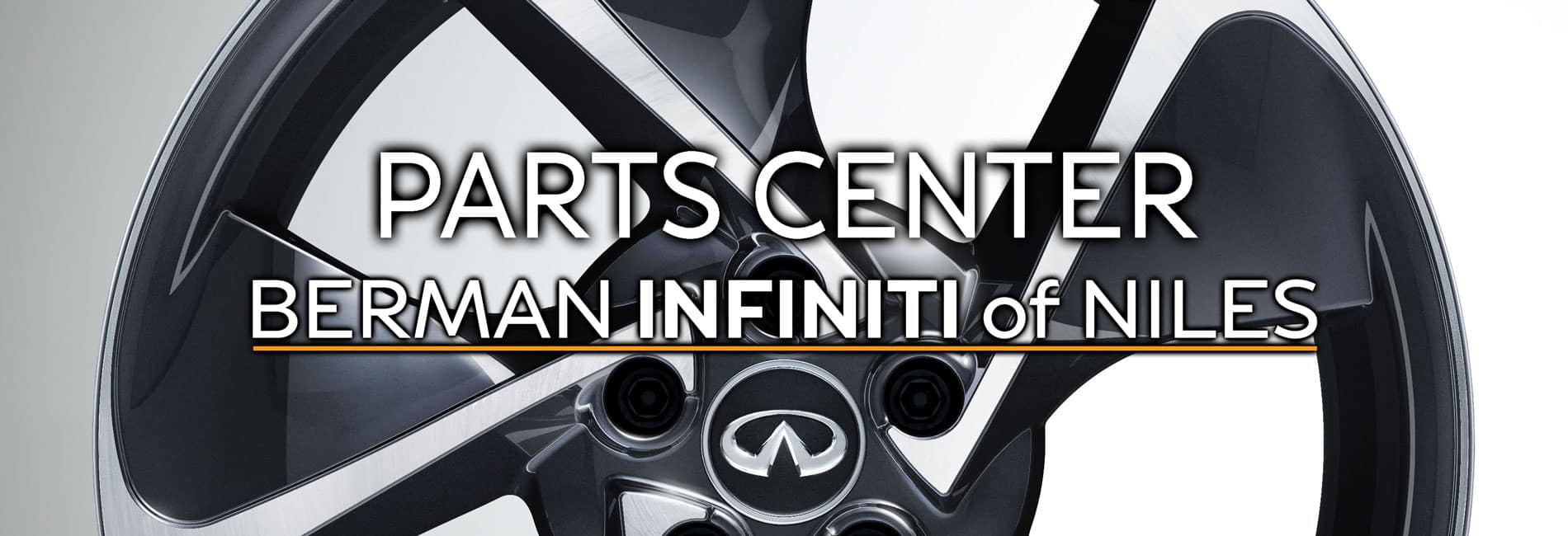 Parts Center at Berman INFINITI of Niles