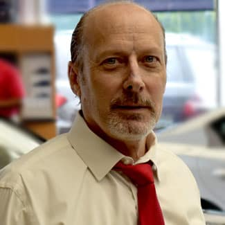 Barry Shuman