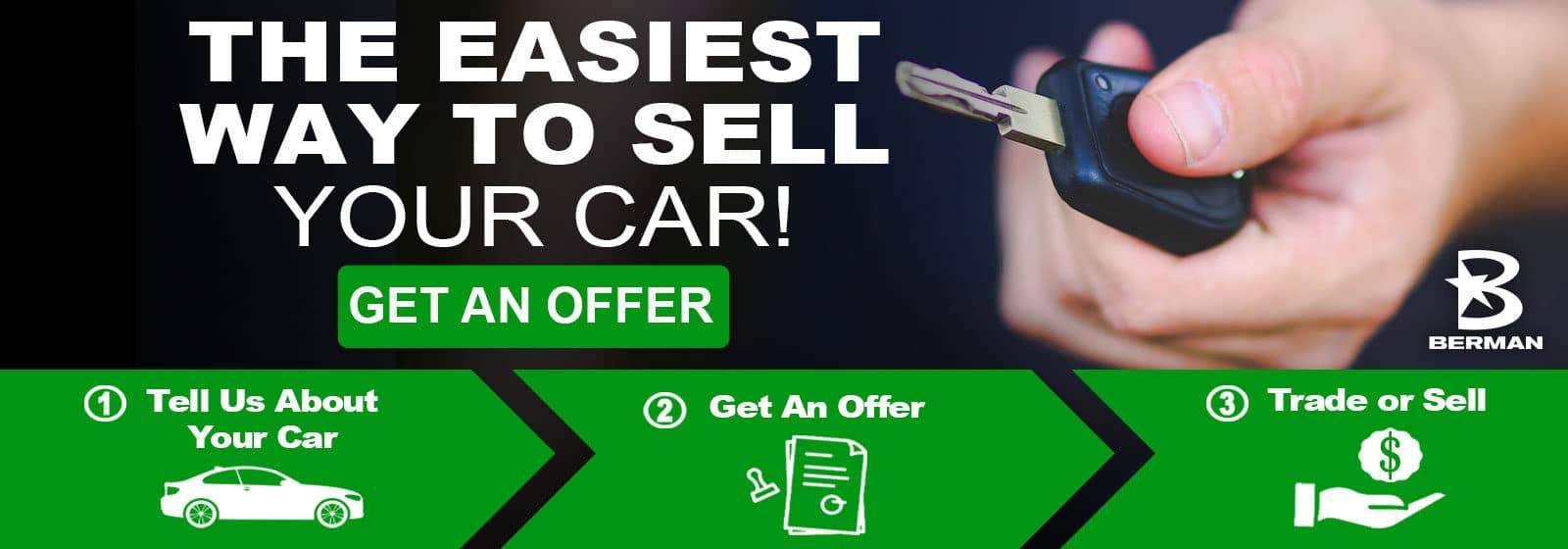 The Easiest Way to Sell Your Car!