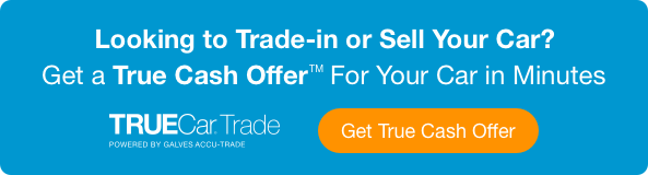 Looking to trade in or sell your car? Click here to get a true cash offer for your car in minutes.