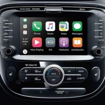 2019 Kia Soul Apple Carplay