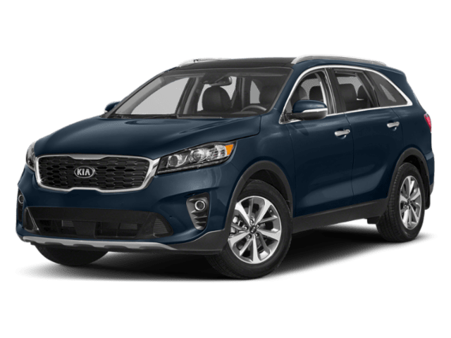 2019 Kia Sorento LX in navy