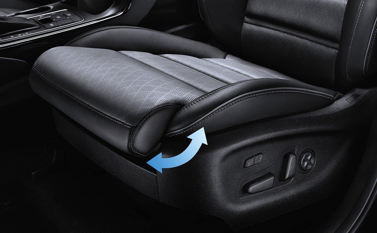 2019 Kia Sorento adjustable drivers seat