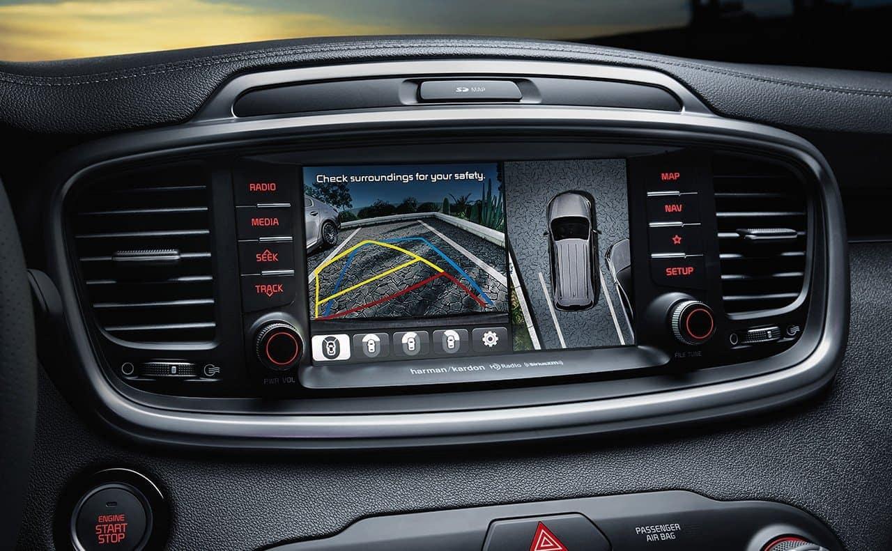 2019 Kia Sorento safety features