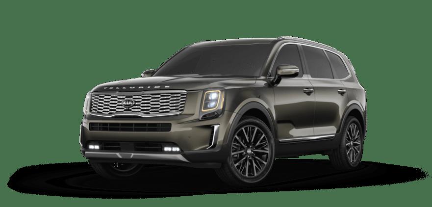 New 2020 Kia Telluride LX AWD