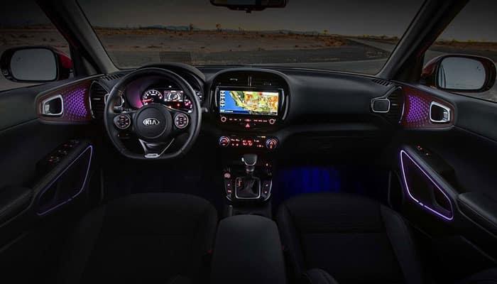 2020 Kia Soul Interior Features