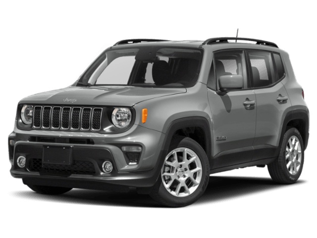 2019 Jeep Renegade in grey