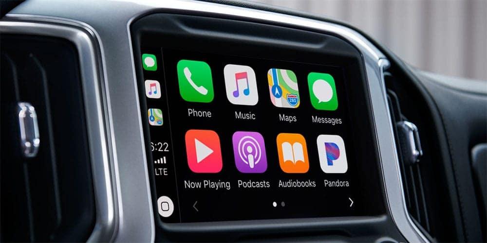 2019 Chevy Silverado 1500 Technology