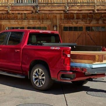 2019 Chevy Silverado 1500 Lumber