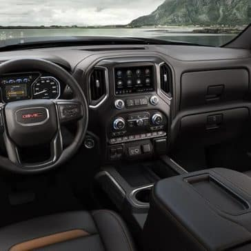 2019 GMC Sierra 1500 Rear Dash