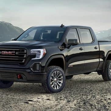 2019 GMC Sierra 1500 Rear Black