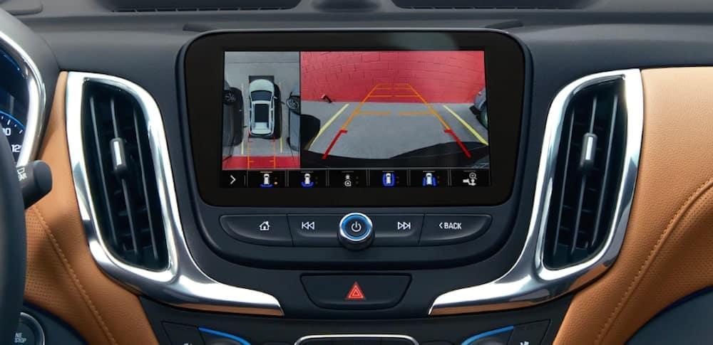 2019 Chevrolet Equinox Infotainment Screen