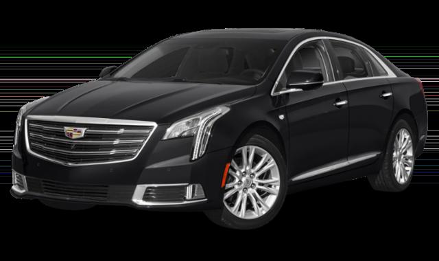 Black 2019 Cadillac XTS