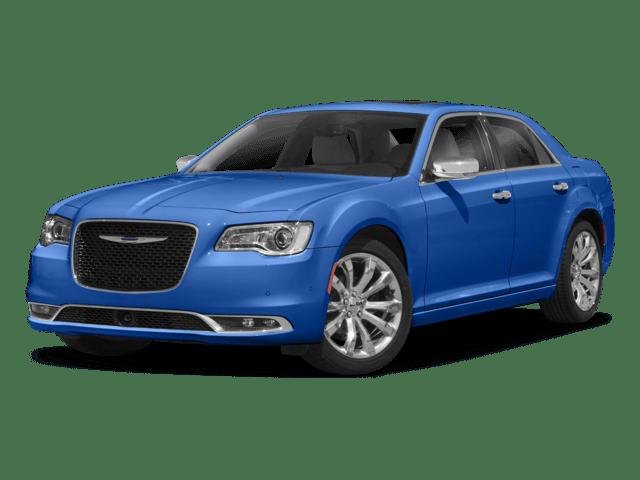 2018 Chrysler 300 Angled