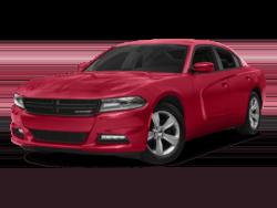 2018 Dodge Charger Angled
