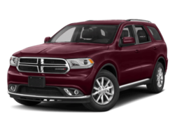 2018 Dodge Durango Angled