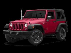2018 Jeep Wrangler JK Angled