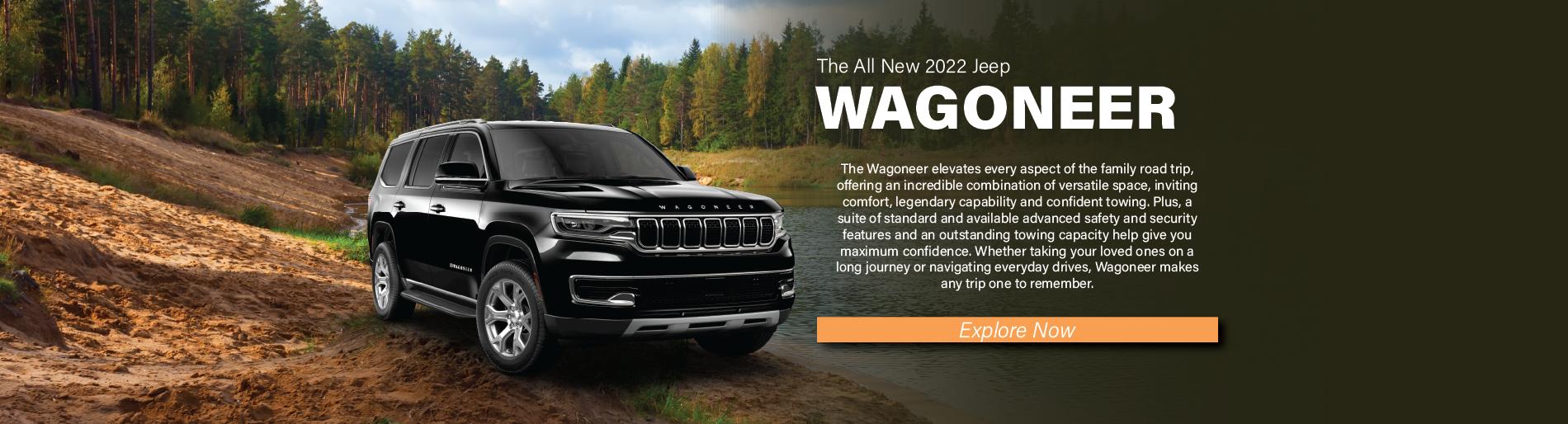 Wagoneer – Generic Oct 2021
