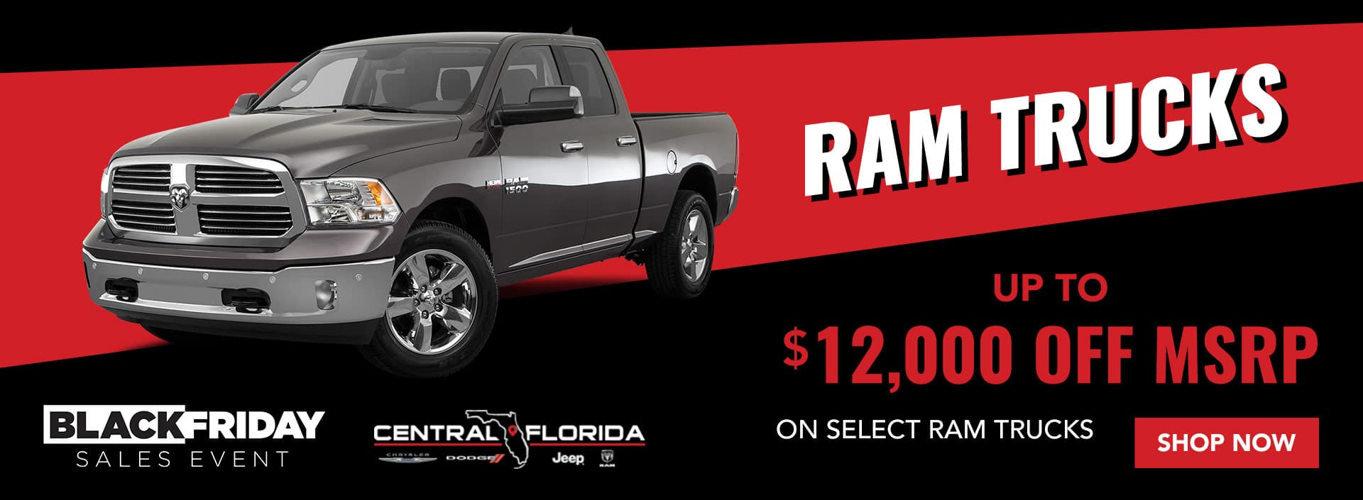 RAM Black Friday Special