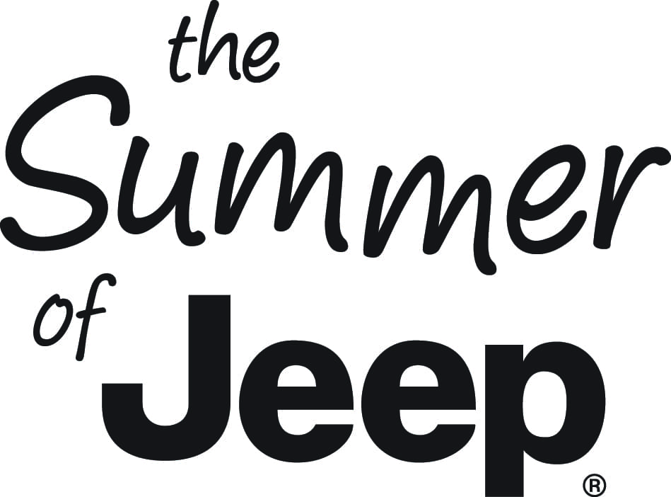 The Summer of Jeep Summer Sales Event Logo