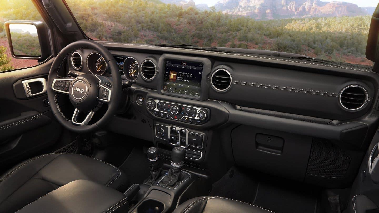 jeep wrangler interior 1