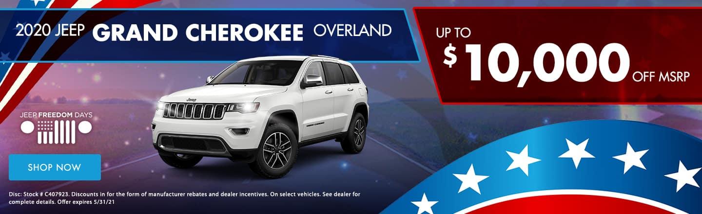 117-0521-CFC1147_2020 Jeep Grand Cherokee Overland_1440 x 440