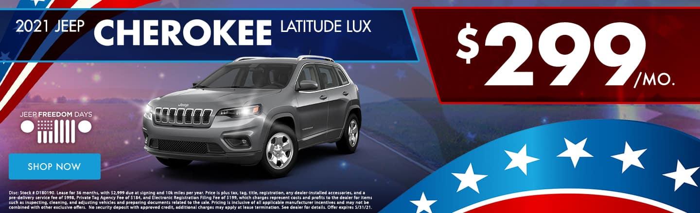 117-0521-CFC1147_2021 Jeep Cherokee Latitude Lux_1440 x 440
