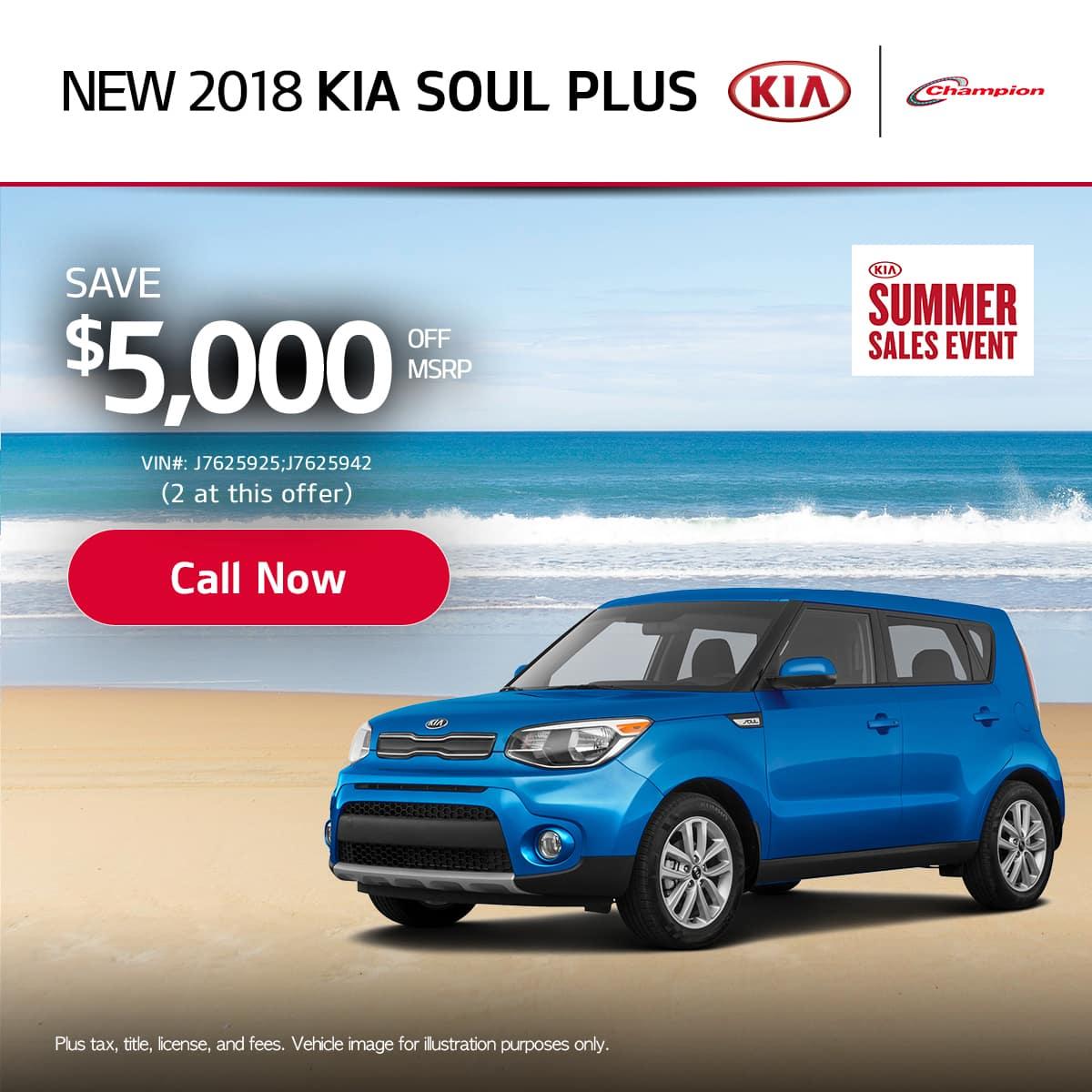 mobile TK 2018 Kia Soul Plus