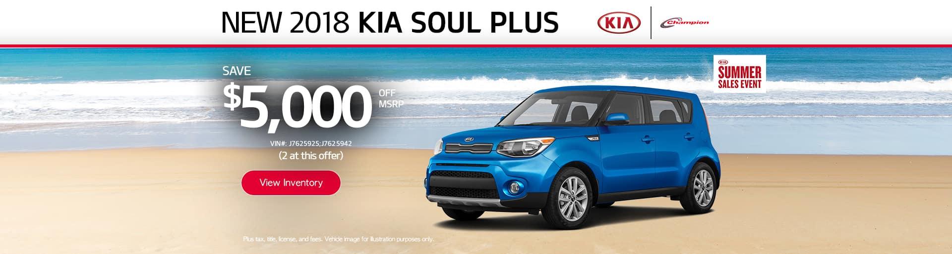 desktop TK 2018 Kia Soul Plus