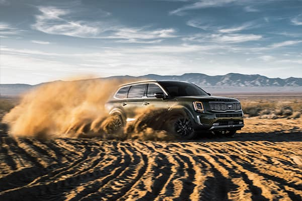 2020 Telluride Lease at Kia of Valencia near Santa Clarita, Ca and Los Angeles Metro Area