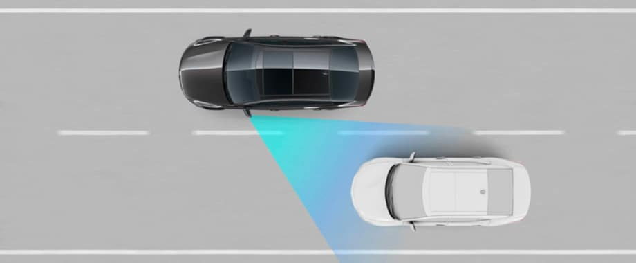 Blind Spot Monitoring Kia of Valencia near Santa Clarita and Los Angeles Metro Area
