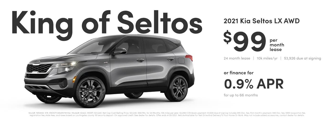 2021 Kia Seltos Deals near Santa Clarita, Ca at Kia of Valencia