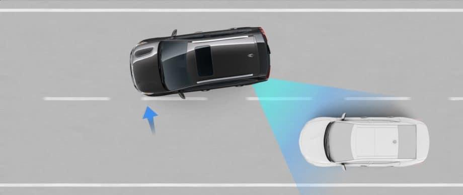 2021 Kia Seltos Kia Drive Wise Safety Suite Blind Spot Collision Avoidance Assist near Valencia, Ca at Kia of Valencia