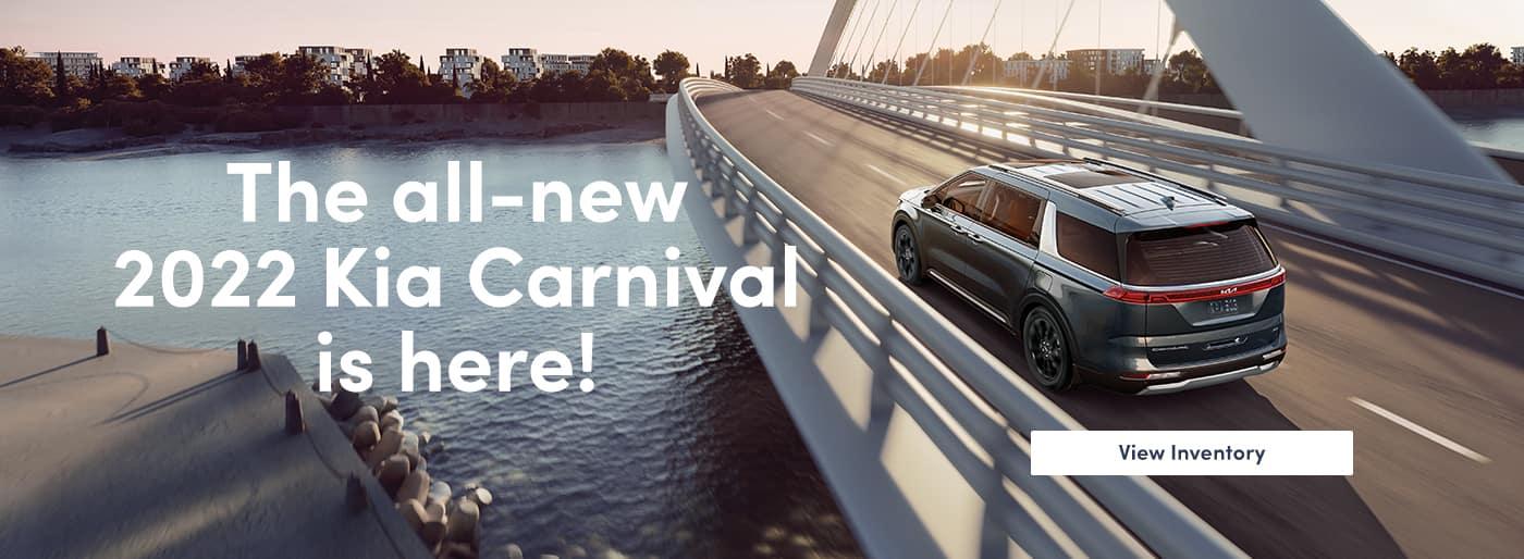 2022 Kia Carnival near Valencia, Ca at Kia of Valencia