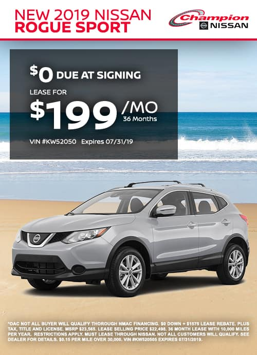 mobile TK 2019 Nissan Rogue S