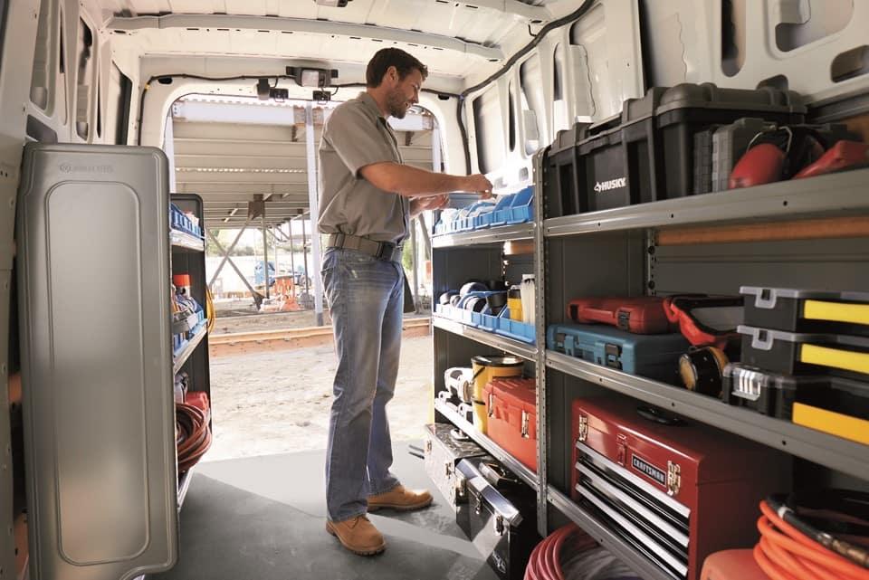 2020 2019 Nissan Cargo Commercial Contractor Construction Work Van Vehicle at Hello Nissan of Valencia near Santa Clarita, Ca San Fernando Valley, Ca Simi Valley, Ca and Los Angeles Metro Area