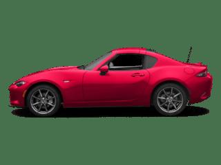 2018 Mazda MX-5 Miata RF model