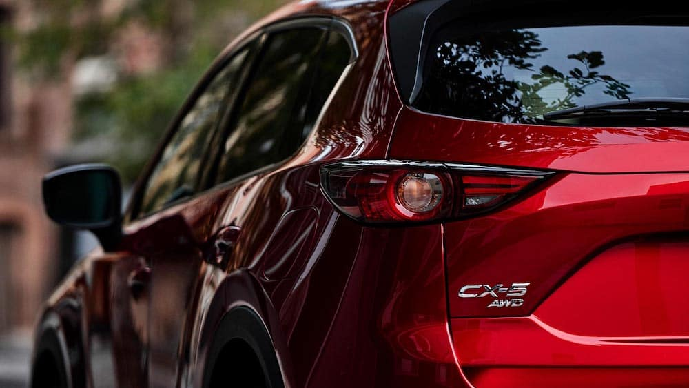 2019 Mazda CX-5 with AWD
