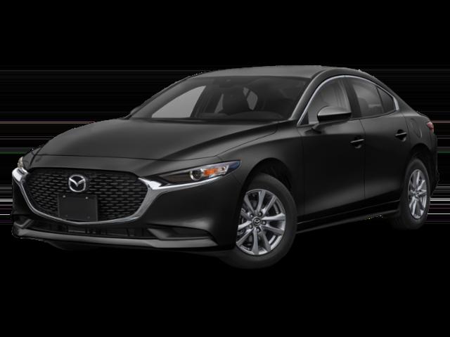 2019 Mazda3 4-Door FWD