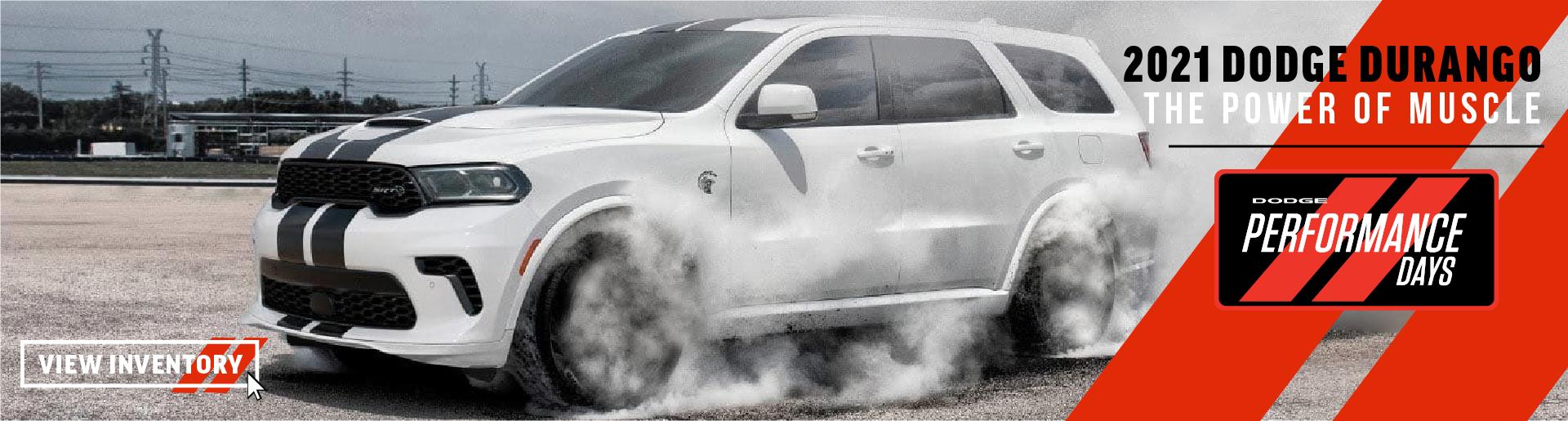 Mar 2021 Dodge Durango Generic
