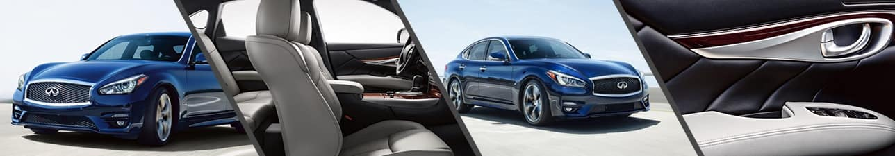 New 2019 INFINITI Q70 for sale in Summit NJ