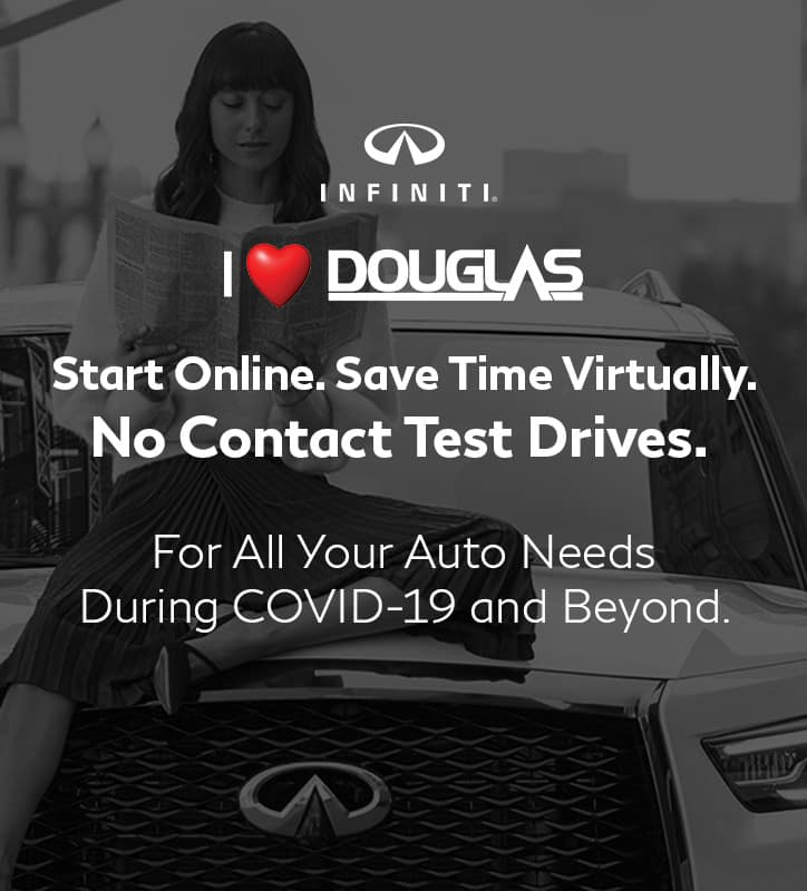 COVID-19 Update from the Douglas Auto Group