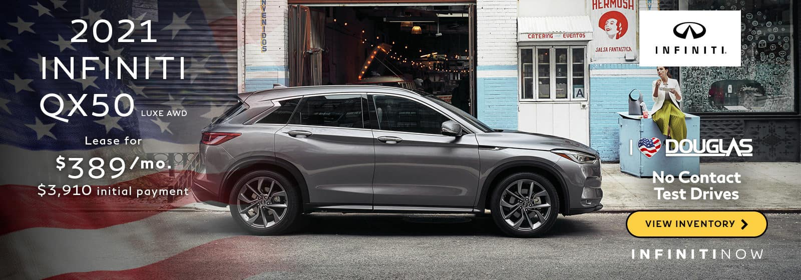 QX50 May Offer