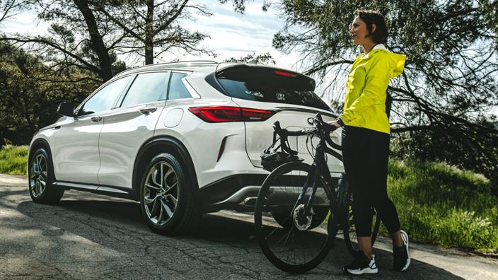 2019 INFINITI QX50 Driving Benefits | Dreyer & Reinbold INFINITI
